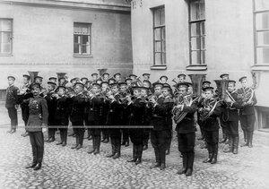 Оркестр 3-го стрелкового полка .