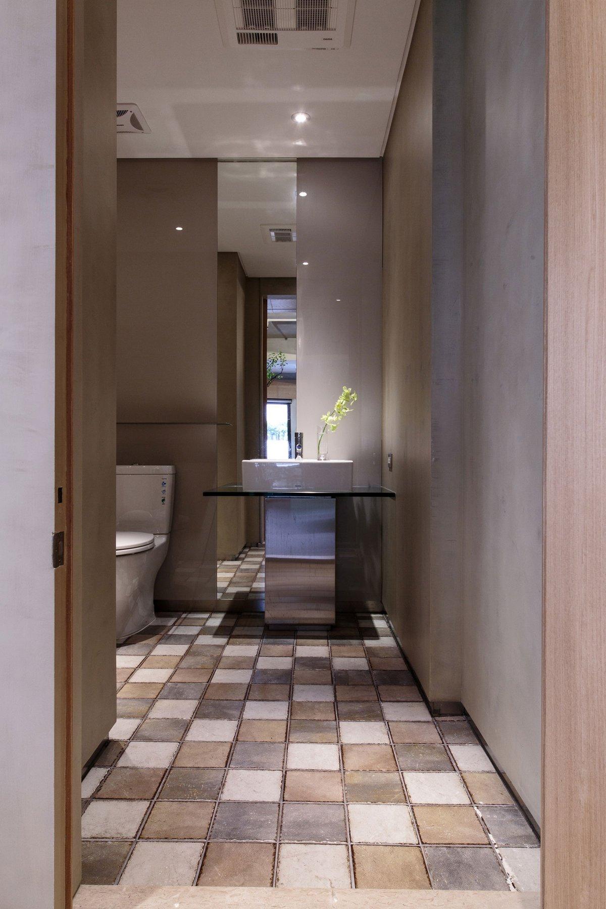 PMK+designers, Urban Retreat / Chou Residence, недвижимость в Гаосюн, частные дома в Тайване, дерево в интерьере, уютный интерьер частного дома
