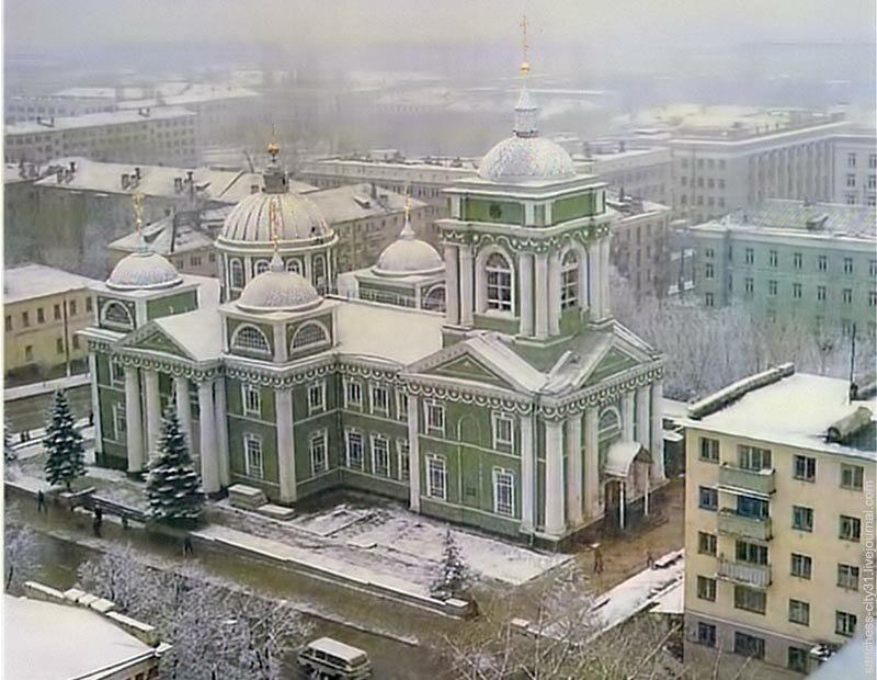 Преображенский собор, Белгород, сайт о городе