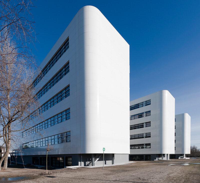 Фабрика Bosch в Берлине