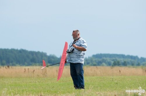 «День большого бензинового самолета» 27 июля 2013г. в Бийске
