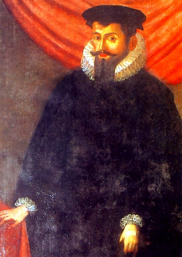 Антонио де Мендоса — первый вице-король Новой Испании.