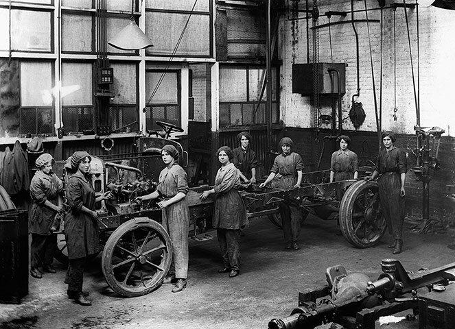 Women War Workers