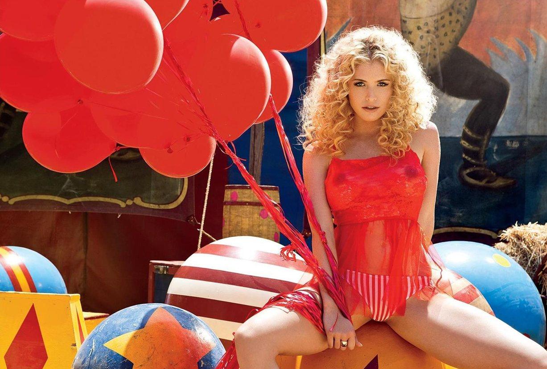Девушка месяца Карли Лорен / Carly Lauren - Playboy US october 2013 playmate