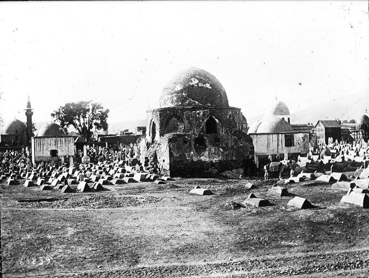 Могила дочери Мухаммеда. 1920