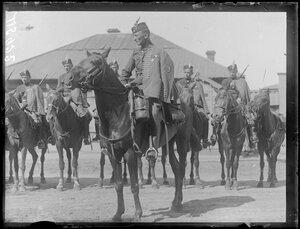 1919. Где-то в Сибири. Чешский кавалерист