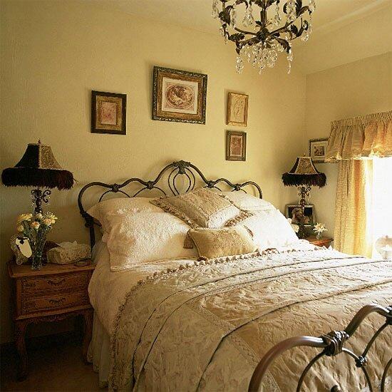 Vintage childrens bedroom ideas