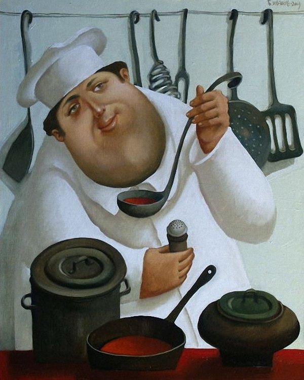 смешные картинки о профессии повар шин, поделки