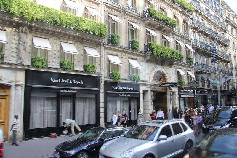 Улица ювелиров Rue de la Paix