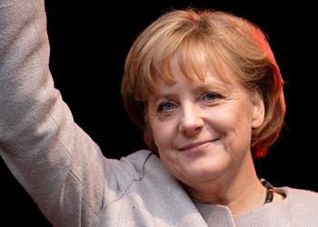 Меркель в 3й раз подряд избрана федеральным канцлером Германии
