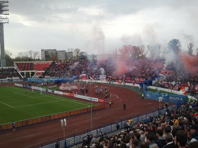 КБ Дзержинск о матче «Волга» vs «Спартак» (Фото - Видео)