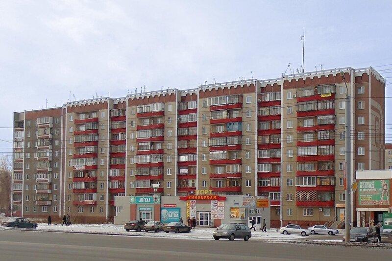 Улица: Героев Танкограда, 120