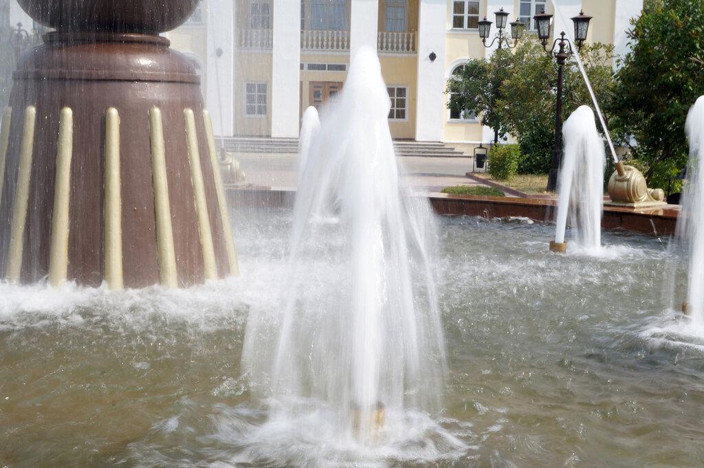Город Аша и его окрестности. Фотографии