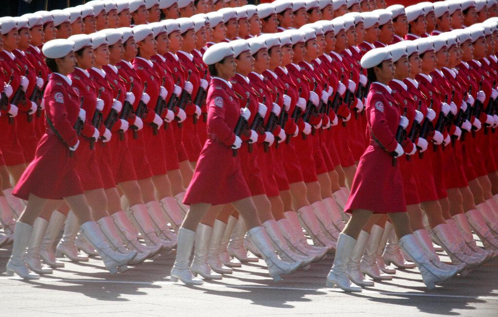 China 60th Anniversary
