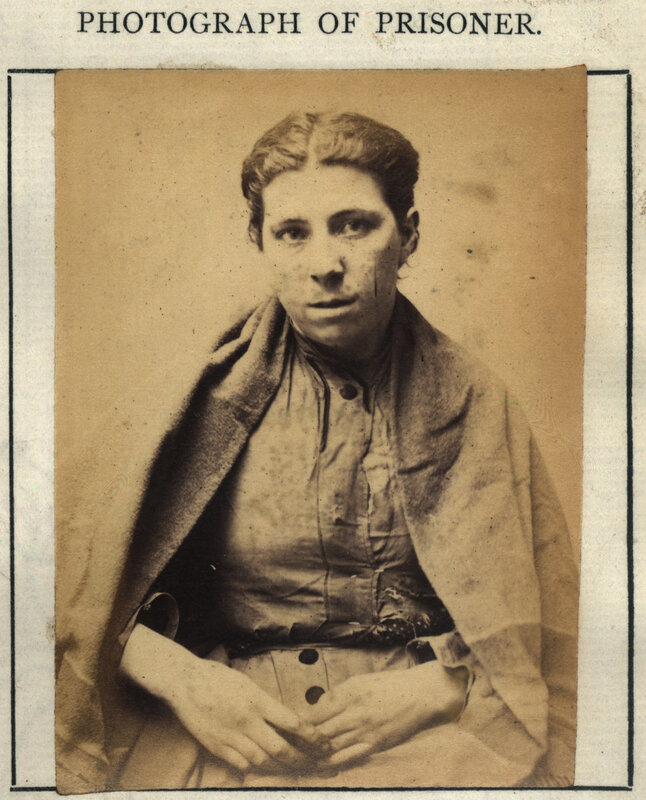 проститутка викторианской эпохи