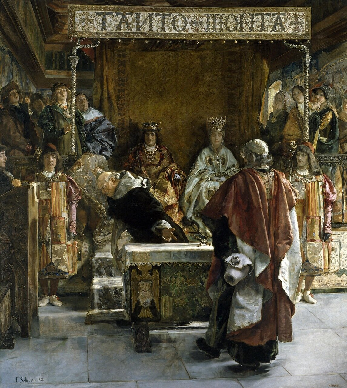Почему изгнали евреев из испании