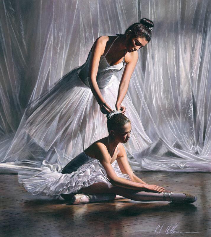 Образ балерины картинка