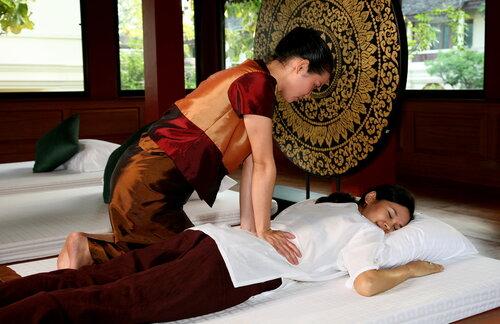 Профессиональный тайский массаж дарит море удовольствия