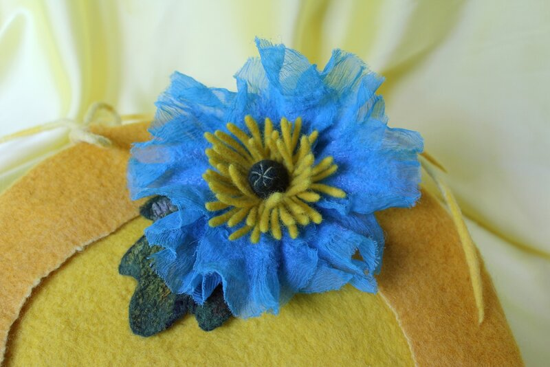 Гималайский цветок. Меконопсис.