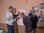 Посещение 12 сентября подшефной Белоомутской школы-интерната