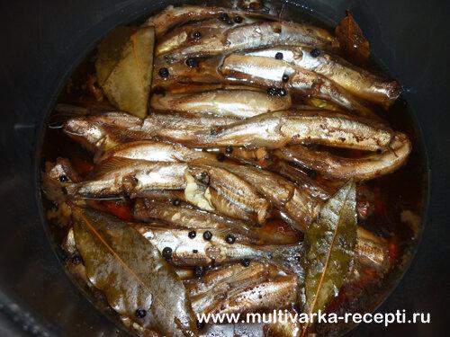 Рецепты шпрот из речной рыбы