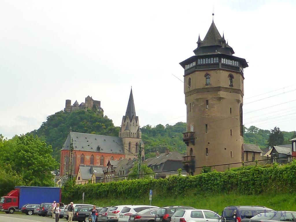 Обервезель, Германия