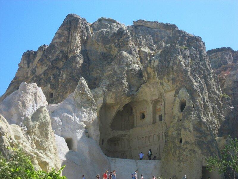 Что посмотреть в Каппадокии и чем заняться - самые удивительные места - Достопримечательности - turkey, cappadocia
