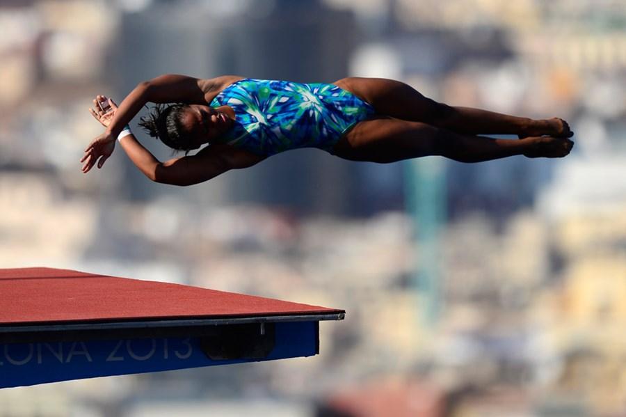 Эффектные фотографии с чемпионата мира по плаванию в Испании 0 e55d6 32c4591f orig