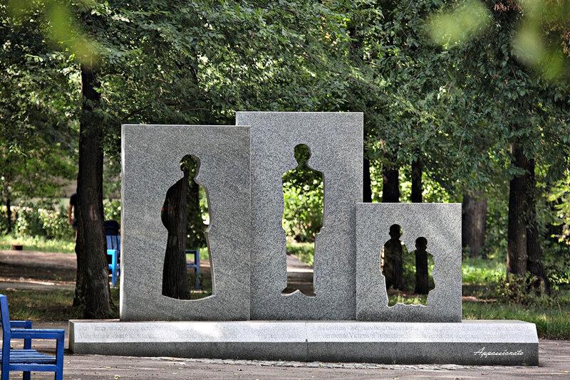 Мемориал меннонитам