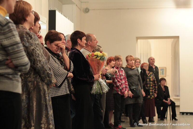 Каптерев & Колат в Радищевском музее, Саратов, 08 ноября 2013 года
