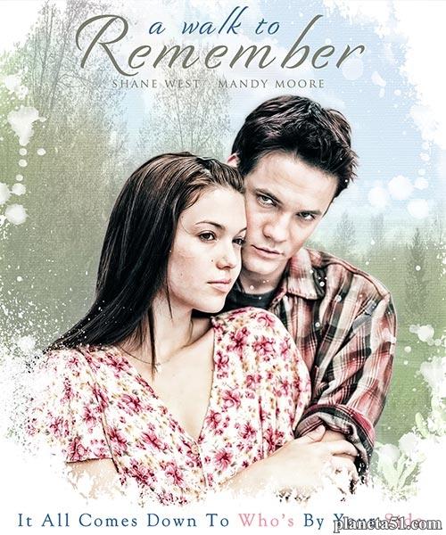 Спеши любить / Памятная прогулка / A Walk to Remember (2002/DVDRip)