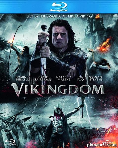 Королевство викингов / Vikingdom (2013/BDRip/HDRip)