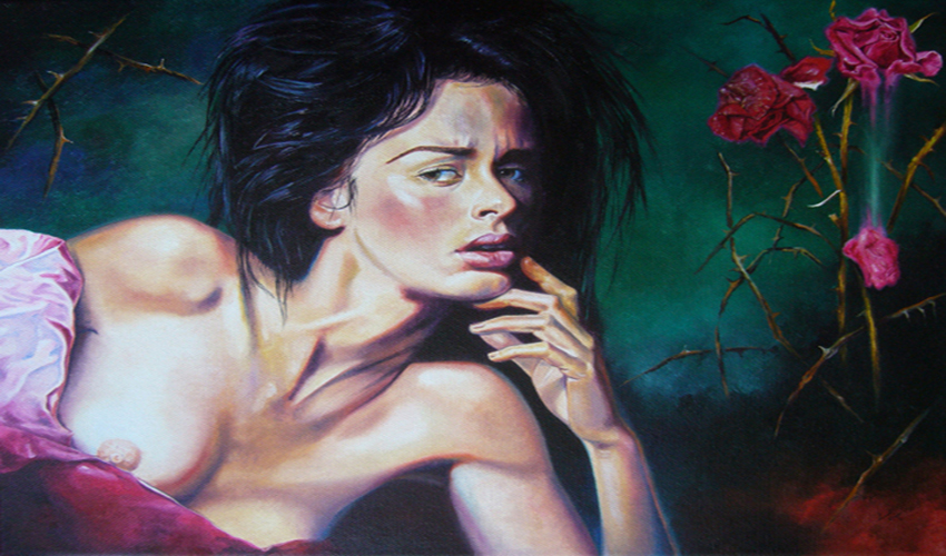 Amazing Paintings by Wlodzimierz Kuklinski