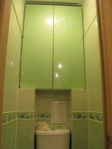 Ремонт туалета 137 серия фото