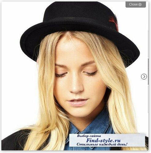 красивые шляпы, канотье, канотье шляпа, French Connection