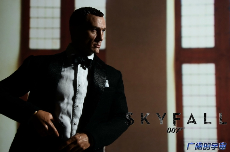 Coming soon: did 1/6 british military intelligence section 6 (mi6) agent jack 12-inch spy figure