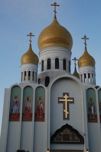 Православная церковь в Сан-Франциско (Иннер Ричмонд)
