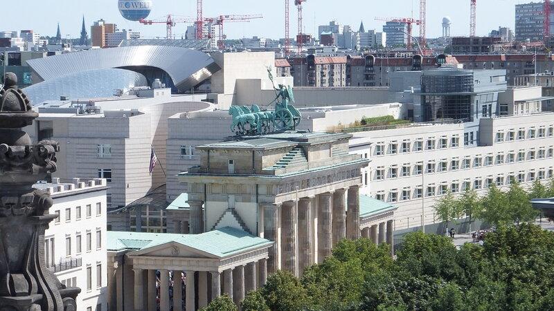 Путешествие 2013 Берлин