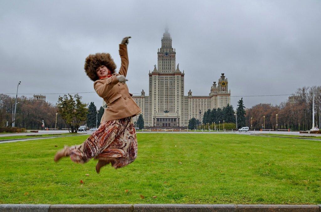 День рождения МГУ