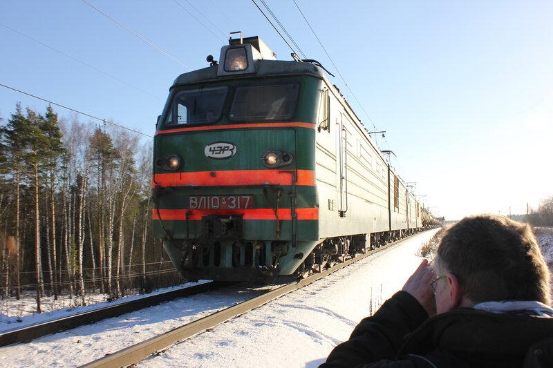 ВЛ10к-317