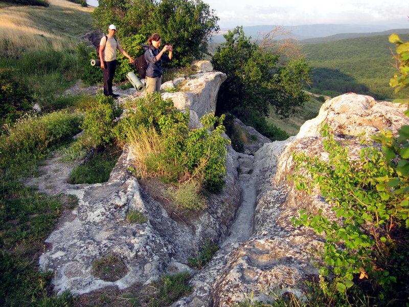 Водосток в Бакле