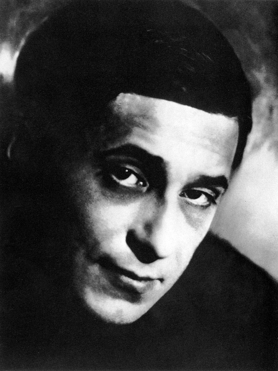 М. М. Зощенко. 1924 год