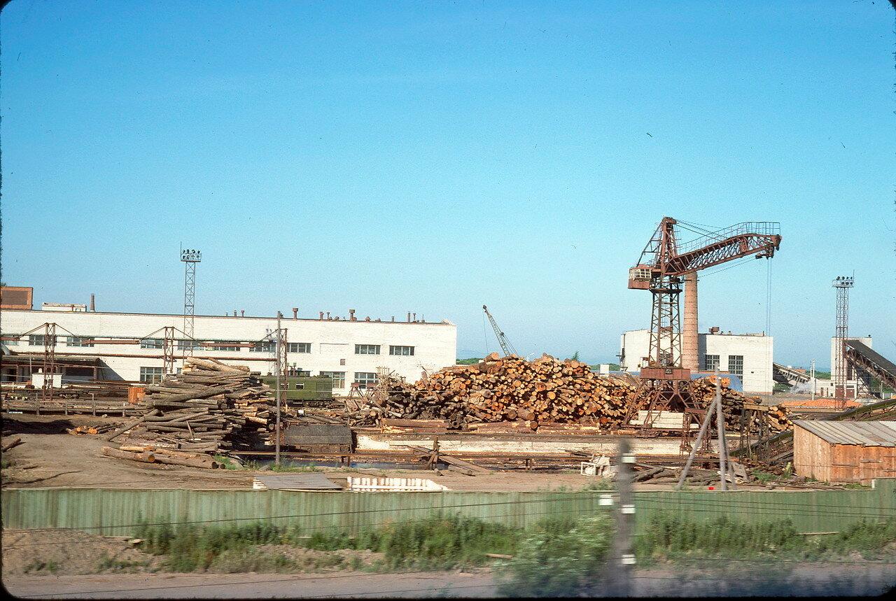 Деревенский завод в Приморье