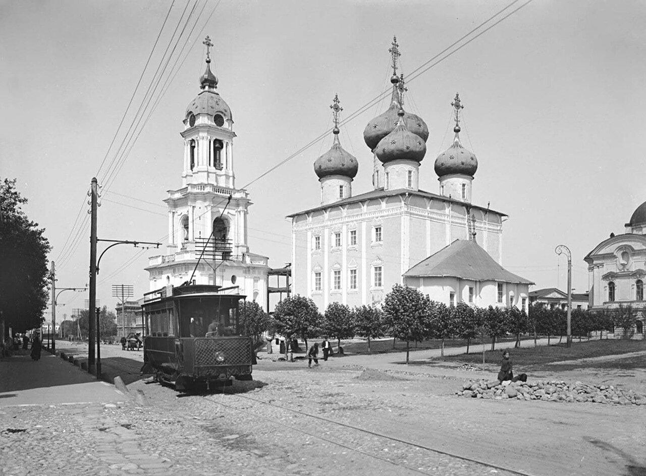 Общий вид Спасо-Преображенского собора. 1903 г.