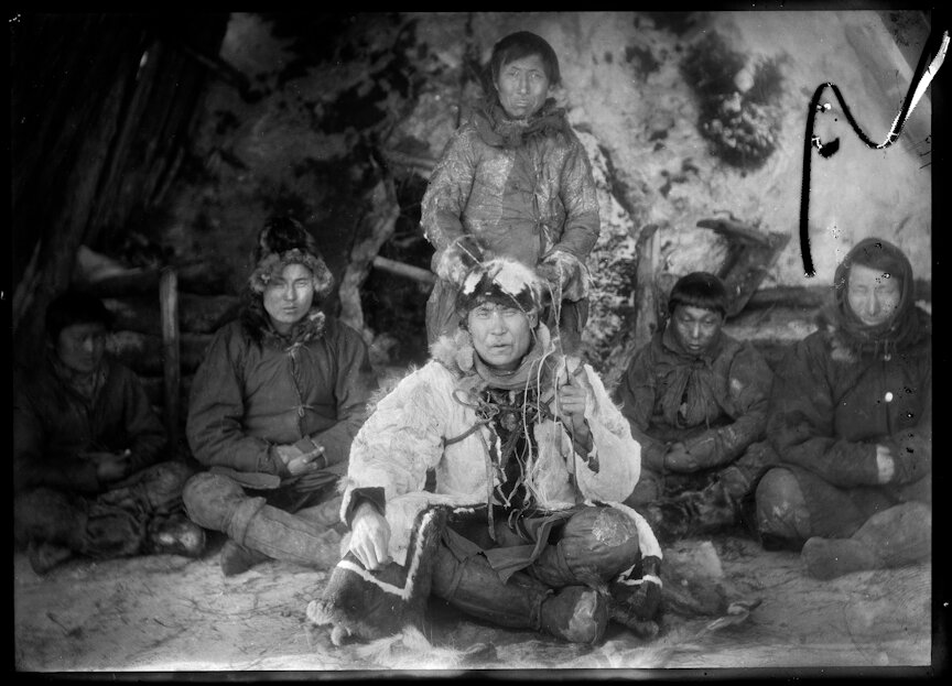 Якутские шаманы