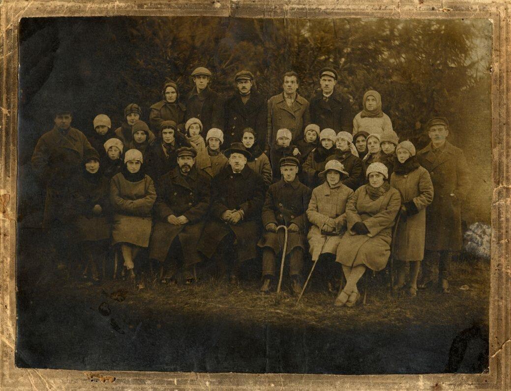 1930. Городская больница. Крыжополь