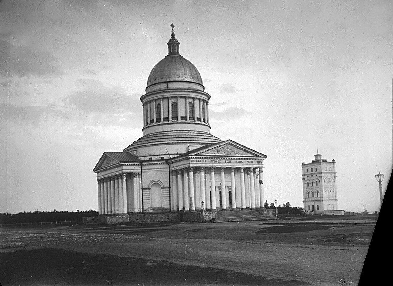 Кафедральный собор. Внешний вид. 1894 г.