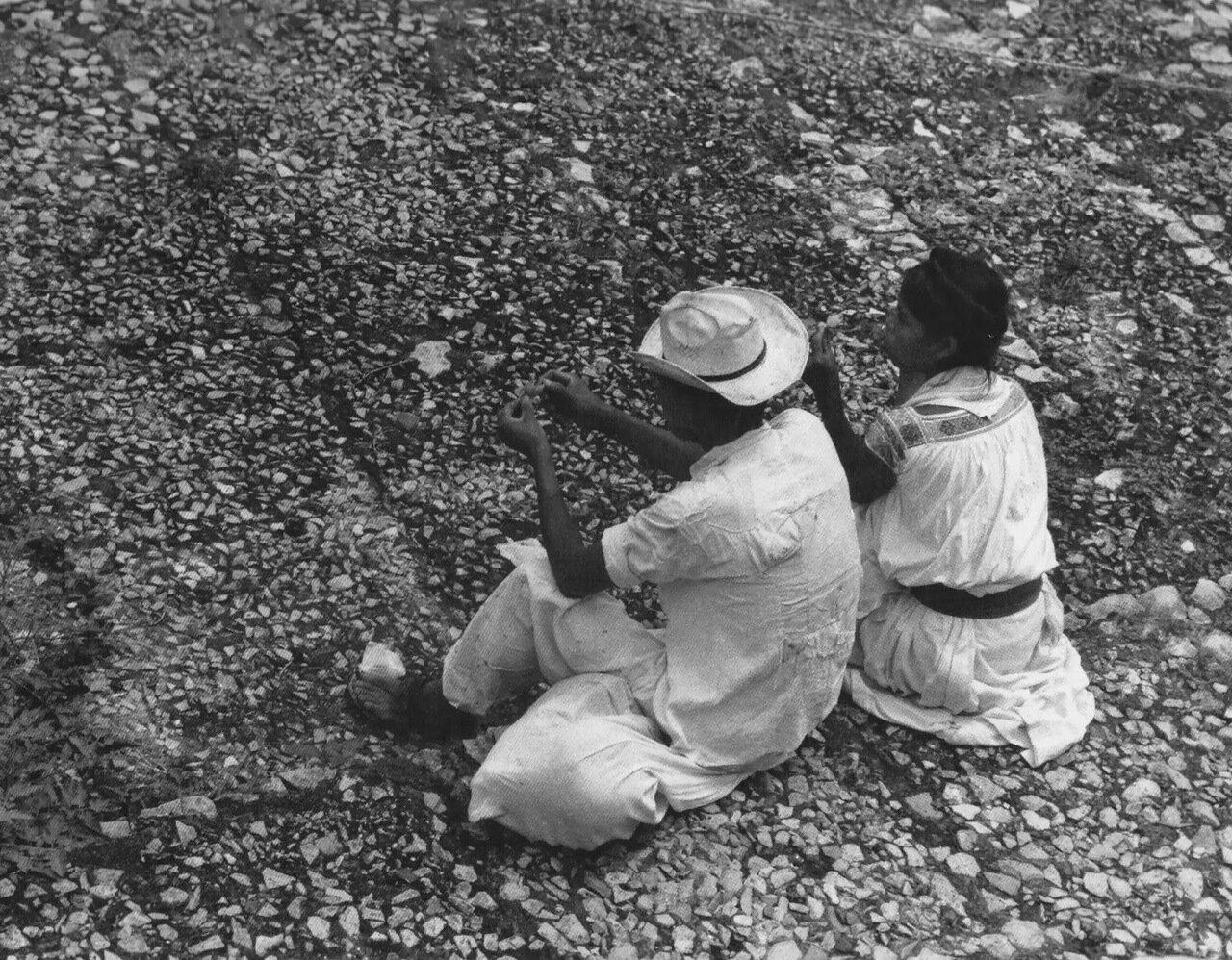 1955. Камни и ничего больше. Пуэбла