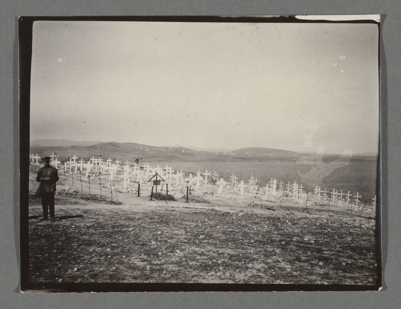 17. Кладбище на Лемносе