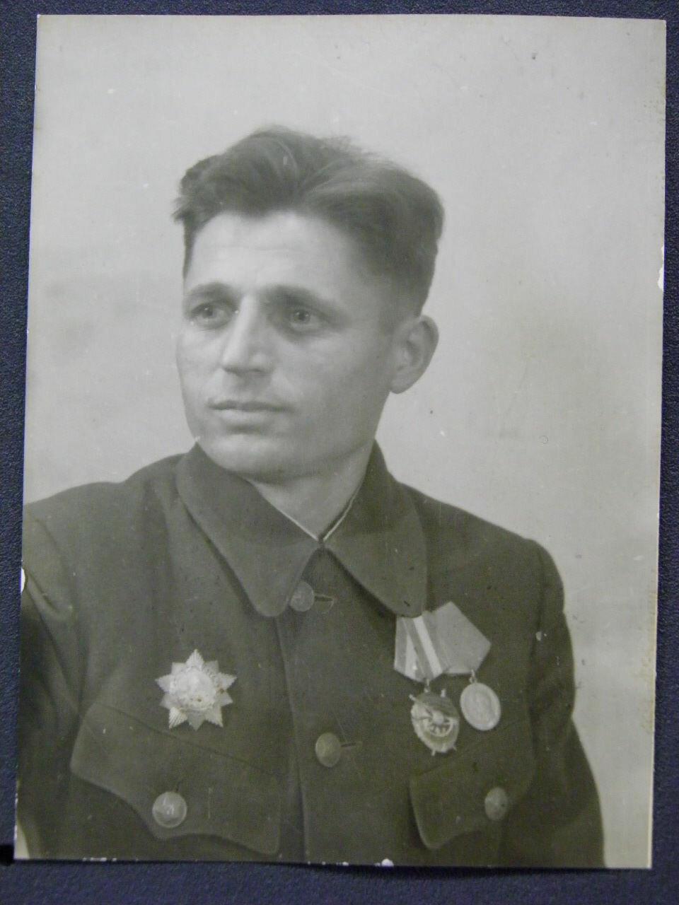 Таранущенко Н.М. Командир Черниговского партизанского соединения